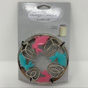 Yankee Candle Illuma-Lid Rabbit Candle Topper
